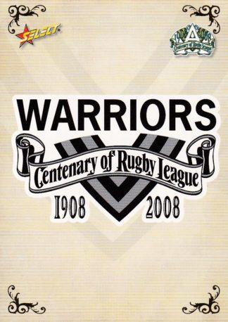 2008 Warriors