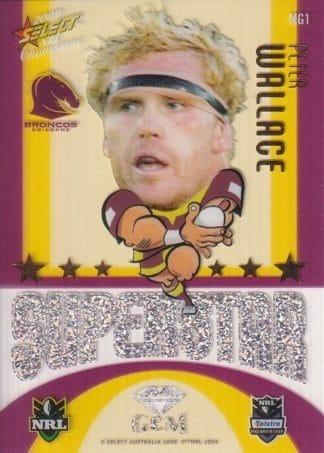 2009 NRL Champions Mascot Gems