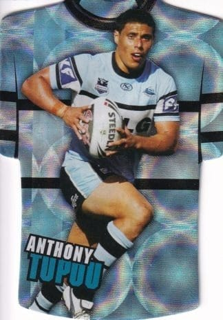 2009 NRL Classic Parallel Holofoil Jerseys