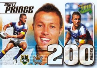 2010 NRL Champions Case Cards