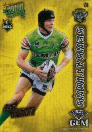 2010 NRL Champions Sensation Gems