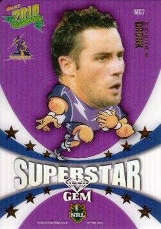 2010 NRL Champions Superstar Gems