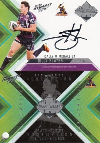 2012 NRL Trading Cards