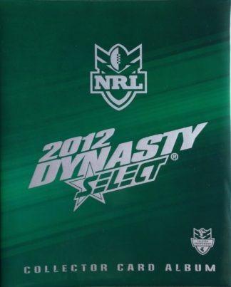 2012 NRL Dynasty