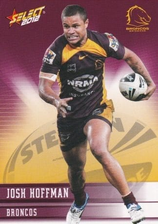 2012 NRL Champions Common Cards