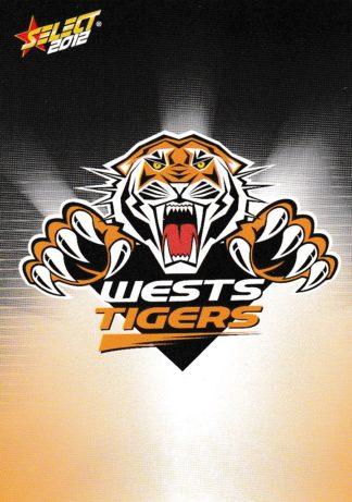 2012 Tigers