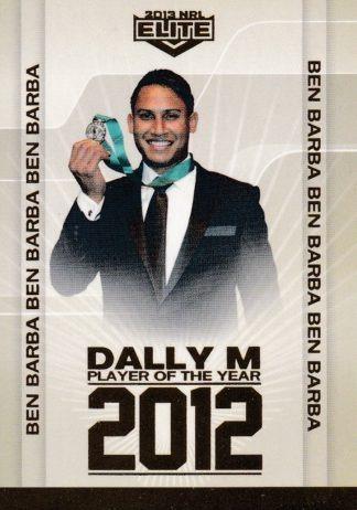 2013 NRL Elite Album Card
