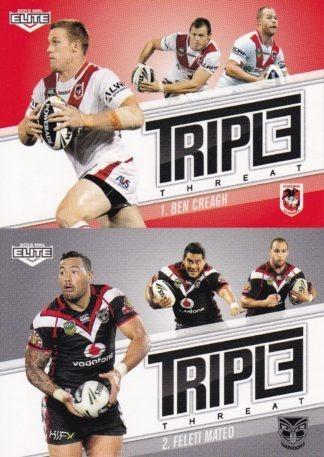 2013 NRL Elite Triple Threat