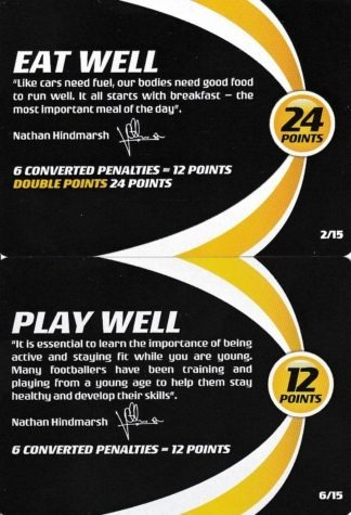 2013 NRL Power Play One Community Cards