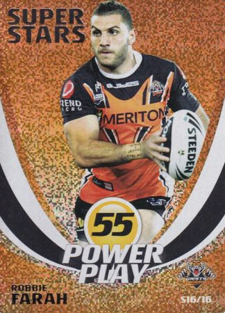 2013 NRL Power Play Superstars