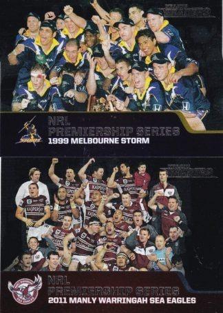 2013 NRL Traders Premiership