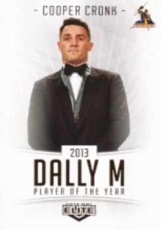 2014 NRL Elite Album Card