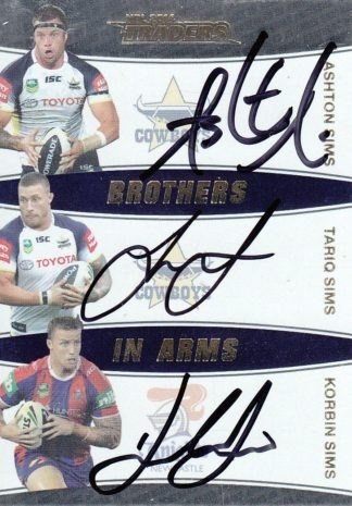 2014 NRL Traders Brothers In Arms