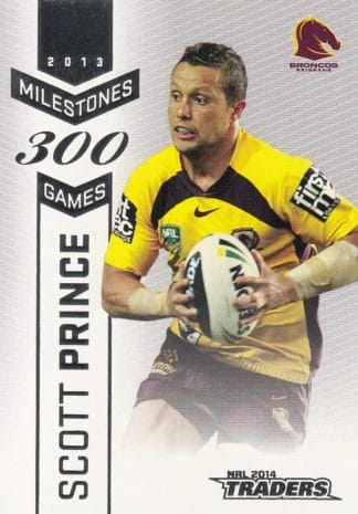 2014 NRL Traders Milestones