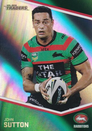 2014 NRL Traders Silver Parallels