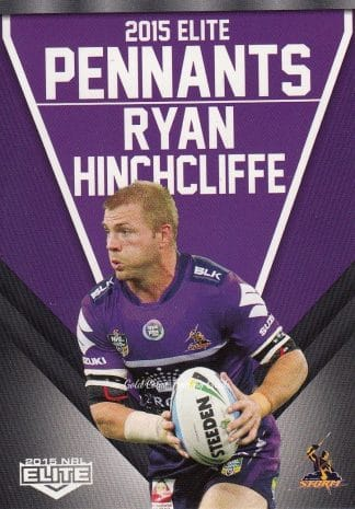 2015 NRL Elite Pennants