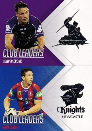 2015 NRL Traders Club Leaders