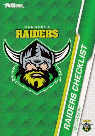 2015 Raiders