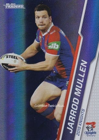 2015 NRL Traders Silver Parallels
