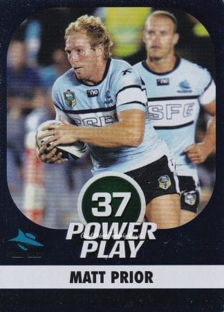 2015 NRL Power Play Parallels