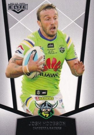2015 NRL Elite Base Common Cards