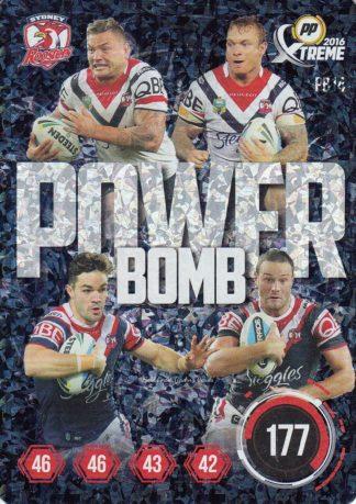 2016 NRL Xtreme Power Bomb