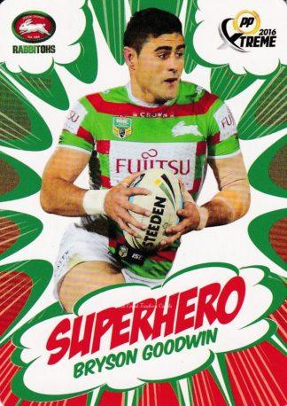 2016 NRL Xtreme Superhero