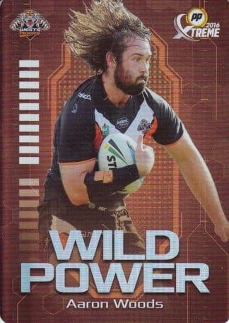 2016 NRL Xtreme Wild Power