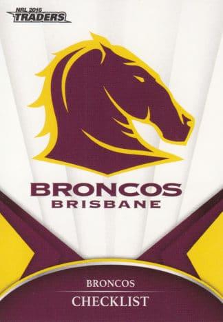 2016 Broncos