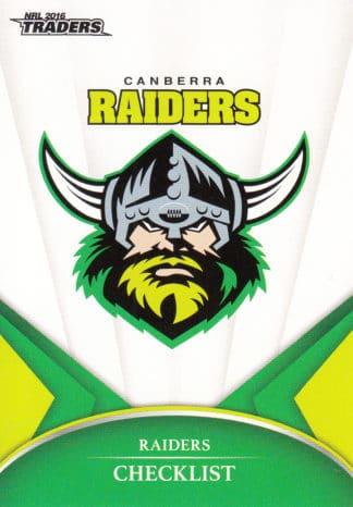 2016 Raiders