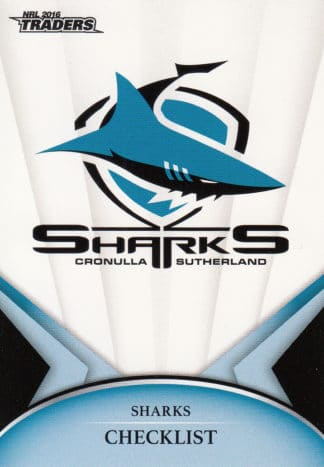 2016 Sharks