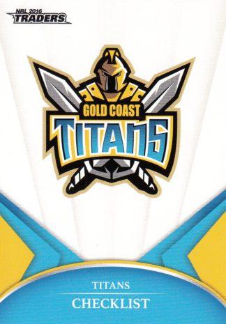 2016 Titans