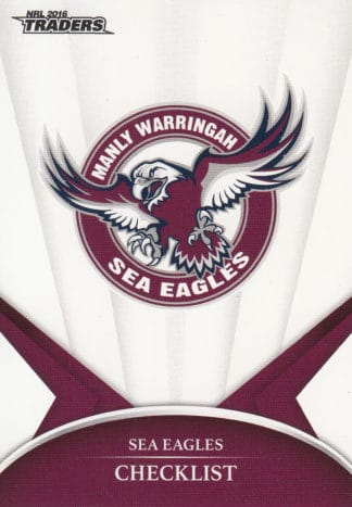 2016 Sea Eagles