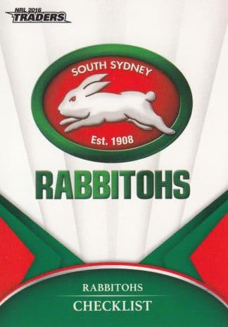 2016 Rabbitohs