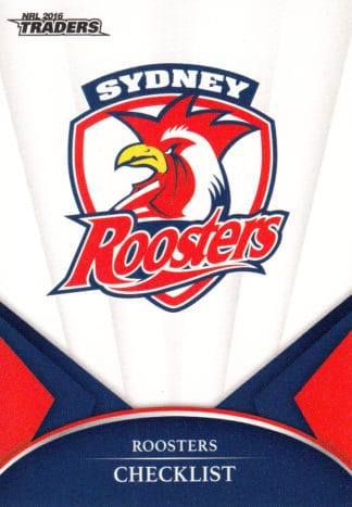 2016 Roosters
