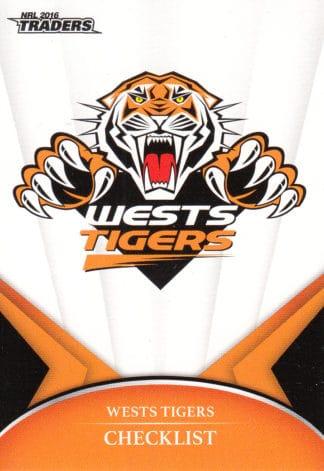 2016 Tigers