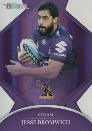 2016 NRL Traders Silver Parallels