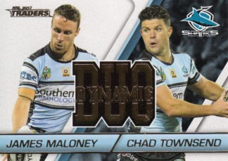 2017 NRL Traders Dynamic Duo