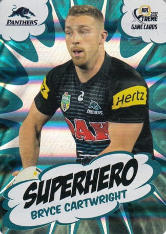 2017 NRL Xtreme Game Superhero