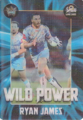 2017 NRL Xtreme Game Wild Power