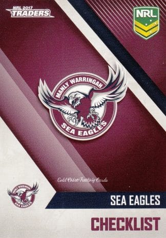2017 Sea Eagles