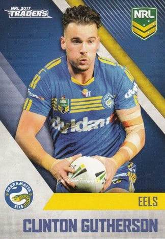 2017 NRL Traders Base Common Cards