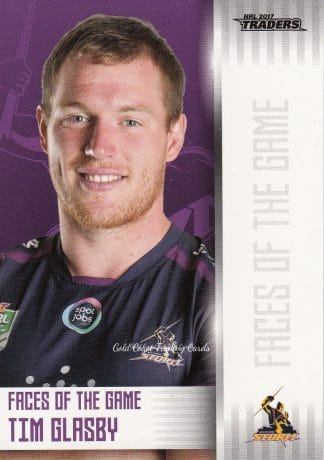 2017 NRL Traders Faces Of The Game