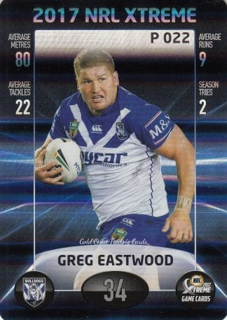 2017 NRL Xtreme Game Parallels