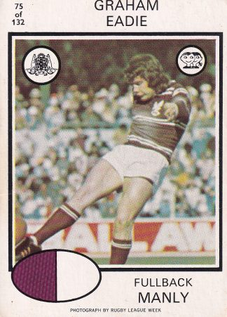 1975 Scanlens NSW Rugby League
