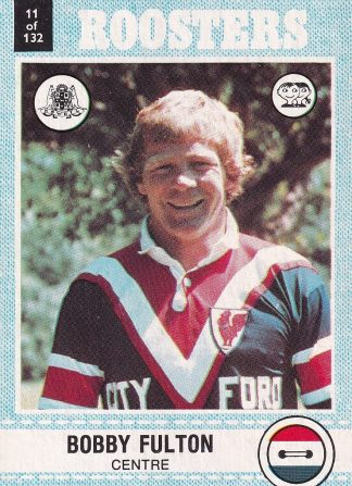 1977 Scanlens NSW Rugby League