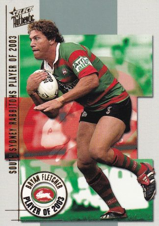 2004 NRL Authentic Club Player Of The Year