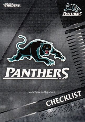 2018 Panthers