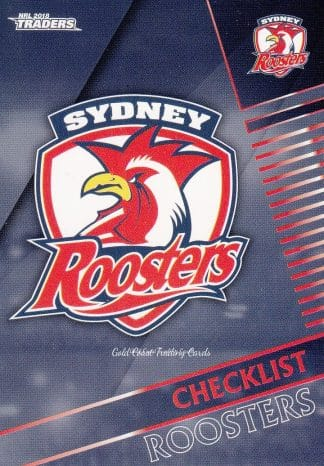 2018 Roosters