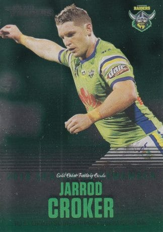 Chad TOWNSEND Sharks 2019 Nrl Traders Season To Remember SR10